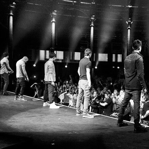 thewantedisgoldforever:  The Wanted!<33