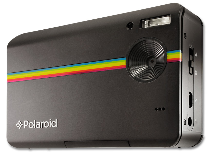 tscp:  polaroid Z2300 instant digital camera