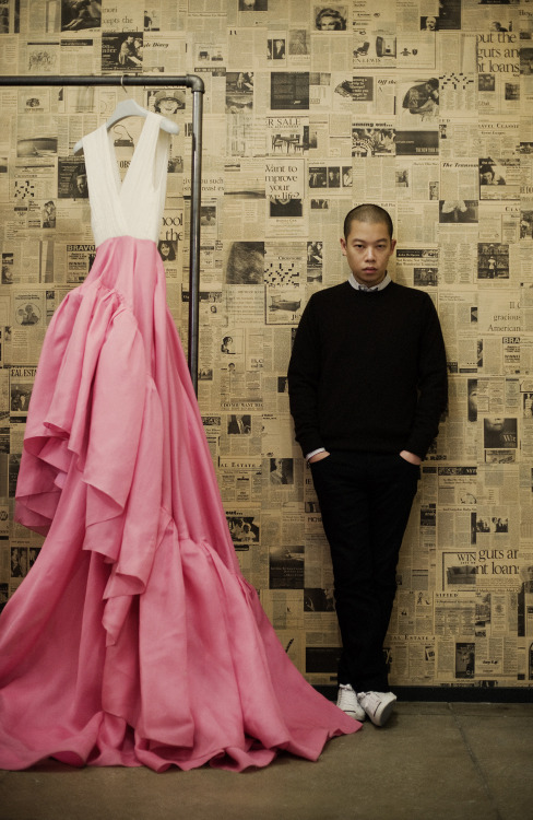 shawnbrackbill:  Jason Wu shot for REMIX Magazine © Shawn Brackbill