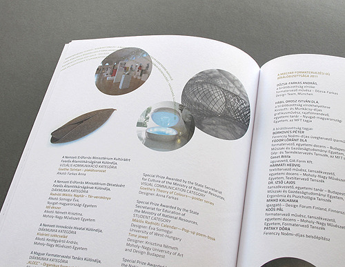hungarian design council (annual report)