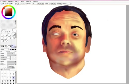 Crowley, in process…