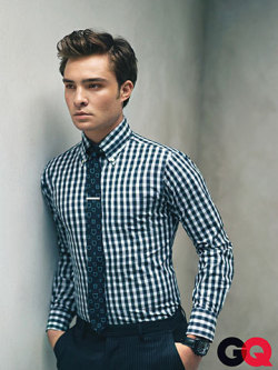 Happy 25th Birthday Ed Westwick!(born June 27, 1987) Actor: Gossip Girl, S. Darko, J. Edgar