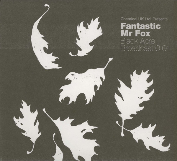 postdubstep:  Fantastic Mr. Fox- Black Acre Broadcast  1. Alby Daniels - This Dawn2. Hyetal - Phoenix (Fantastic Mr Fox Remix)3. Fantastic Mr Fox - Untitled4. Dark Sky - F Technology5. Fantastic Mr Fox - Untitled6. Hyetal - Searchlight (Night Mix)7. Jamie XX & Fantastic Mr Fox - Miss You8. Dark Sky - Zoom9. Caracal - Elements10. Fantastic Mr Fox - Evelyn Edit11. Romare - I Wanna Go (Turn Back)