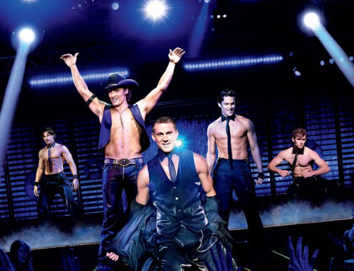 Here's what you need to know about Magic Mike I BuzzFeed My short review for Buzzfeed. Spoiler alert: It's good!