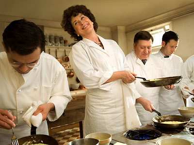 "Nora Ephron directed her first film in her 50s. Her last film, Julie & Julia, showed the blossoming of Julia Child, how she found her passion in life in her 40s.There are many second (and third, and fourth) acts in American lives.What is somewhat gutting in the ""movies"" category of Ephron's wonderful career is that Ephron was one of about two female American directors who could make films about complicated women concerned with relationships. They made a lot of money and were treated as major whether they flew or flopped. Her work was valuable and influential. There's a gap where her voice used to be.PS. Cancer, you suck."