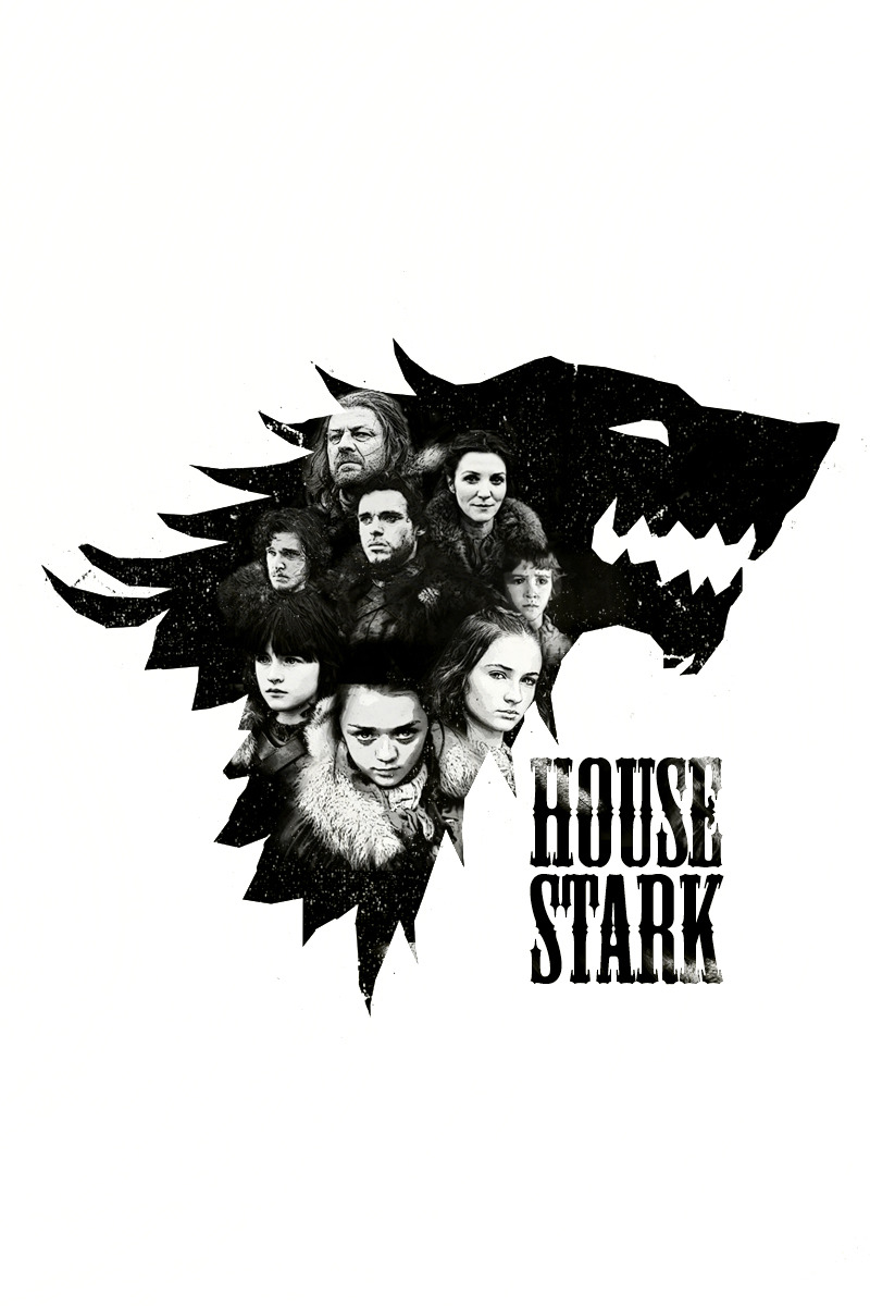 terriblemistakes:  Day 04 ~ Favourite house? (ie. Stark, Lannister).