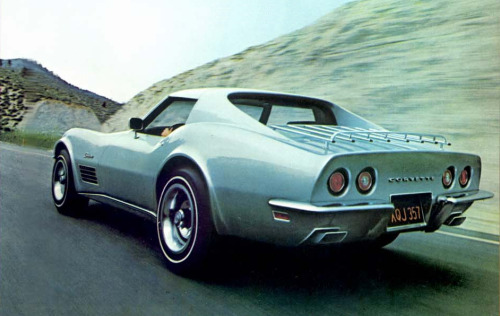 vs-design:  1970 Chevrolet Corvette Stingray