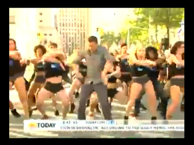 "Channing Tatum's Dance Moves On ""Today"" Just Woke Me Up - The Frisky"