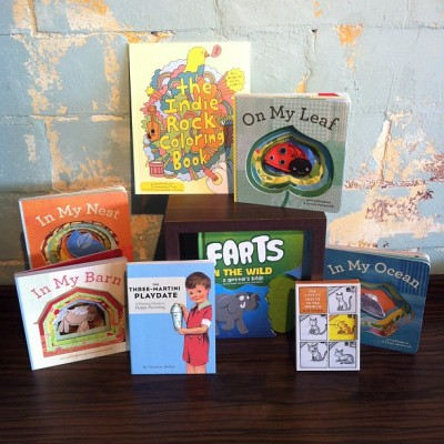 New books for the mom and kids