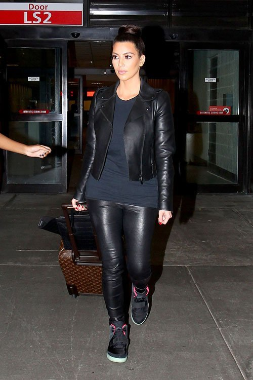 kim kardashian fashion pics