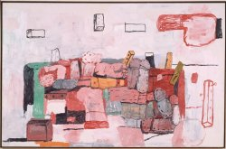 Philip Guston, Evidence, 1970