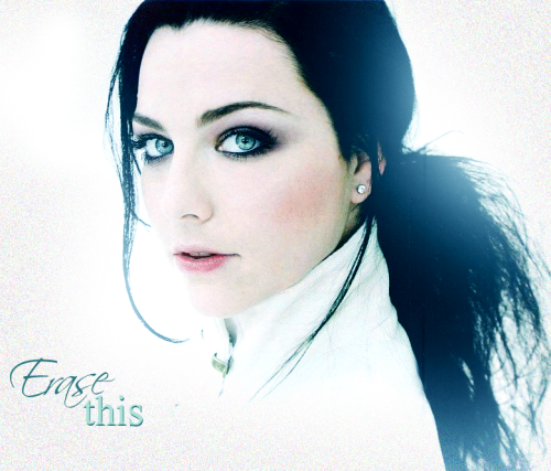 Evanescence Songs Project, Erase This :)