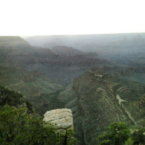#grandcanyon after sunset (Taken with Instagram)