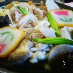 #Taiwan #food #steamboat #hotpot (Taken with Instagram)