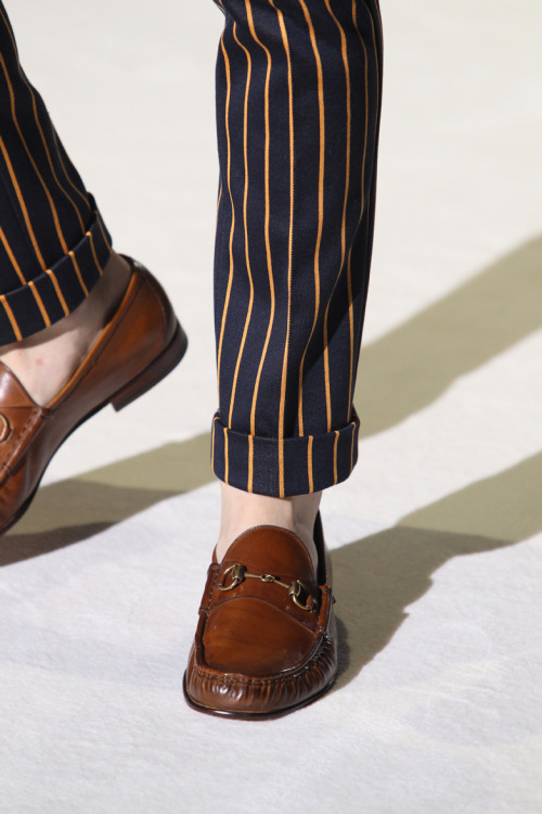 Gucci Men's SS 2013 Collection: Detail http://bit.ly/N2UIJJ