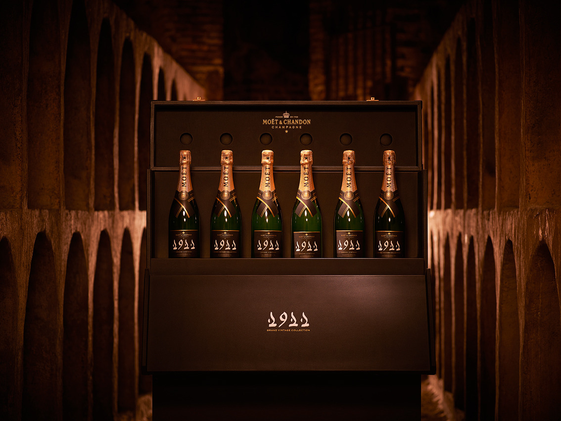 Moet & Chandon Grand Vintage Collection 1911