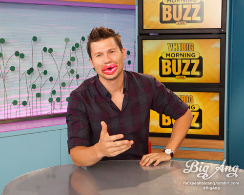 People With Big Ang Lips - Jason Dundas Create your own!