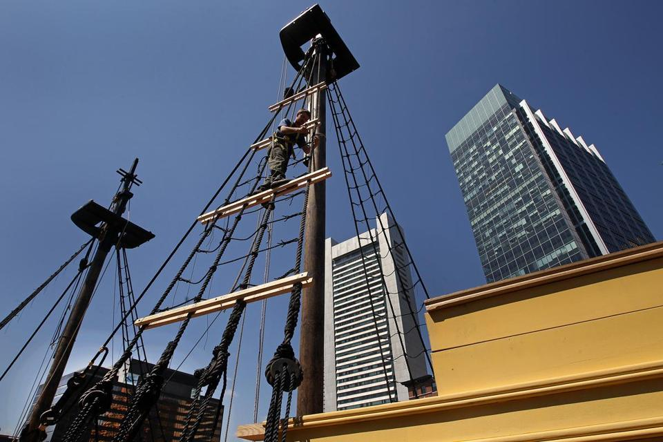 EDITORIAL Boston Tea Party museum reopening will put misconceptions to rest  All too often, the Boston Tea Party has come across as a colorful prank instead of the turning point in the American Revolution that it was. (DAVID L RYAN/GLOBE STAFF)