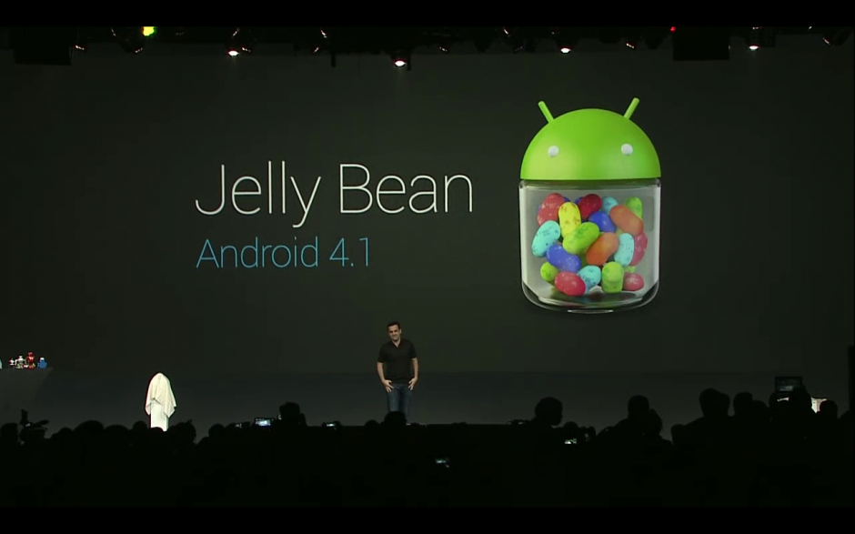Google announces Android 4.1 Jelly Bean at I/O 2012 | Current Editorials