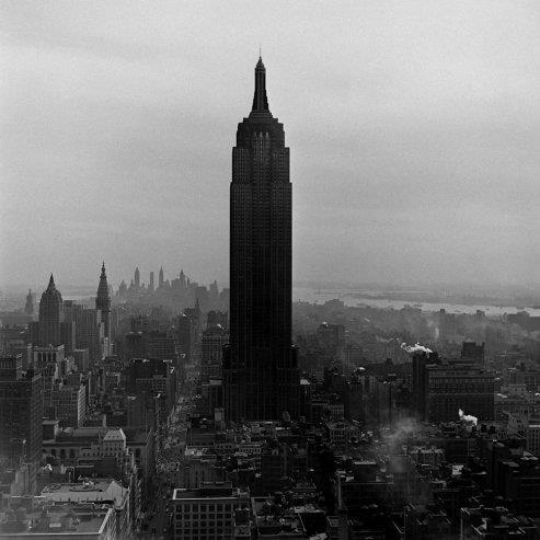 empire state building, ny '46