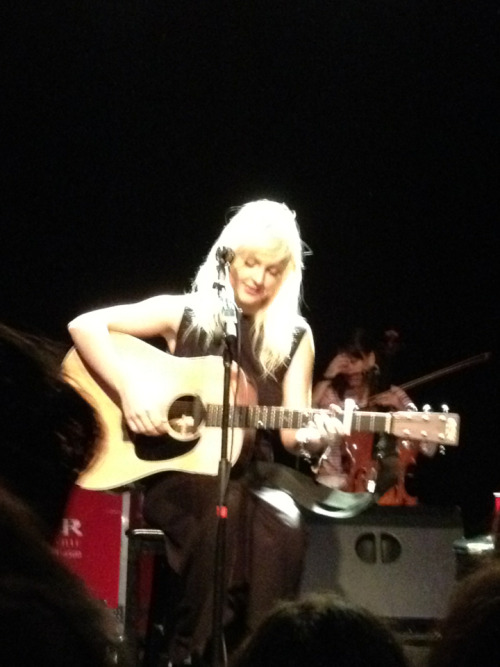 Laura Marling in Seattle on 6/26/12