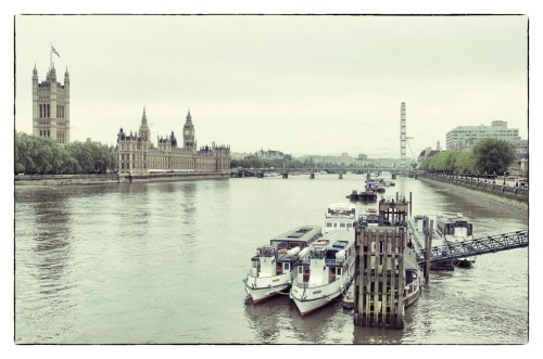 View from Lambeth Bridge