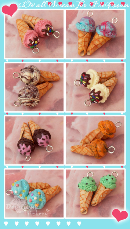 I love making ice cream now that I found out how to actually make the cones :D.
