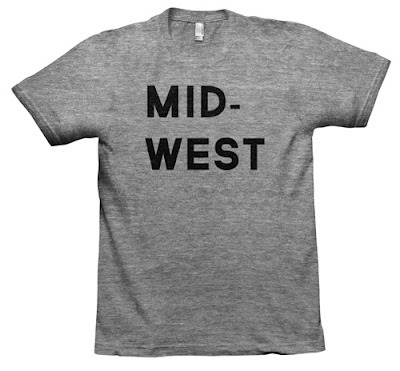 Mid-West tee, Marke Johnson.