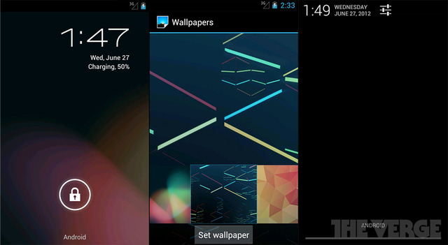 thisistheverge:  Android 4.1 Jelly Bean in pictures What are you hiding, Jelly Bean?  Not going to lie, this makes me want a Galaxy Nexus + Nexus7