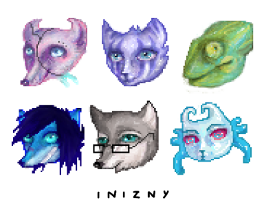 inizny:  Animated versions here.