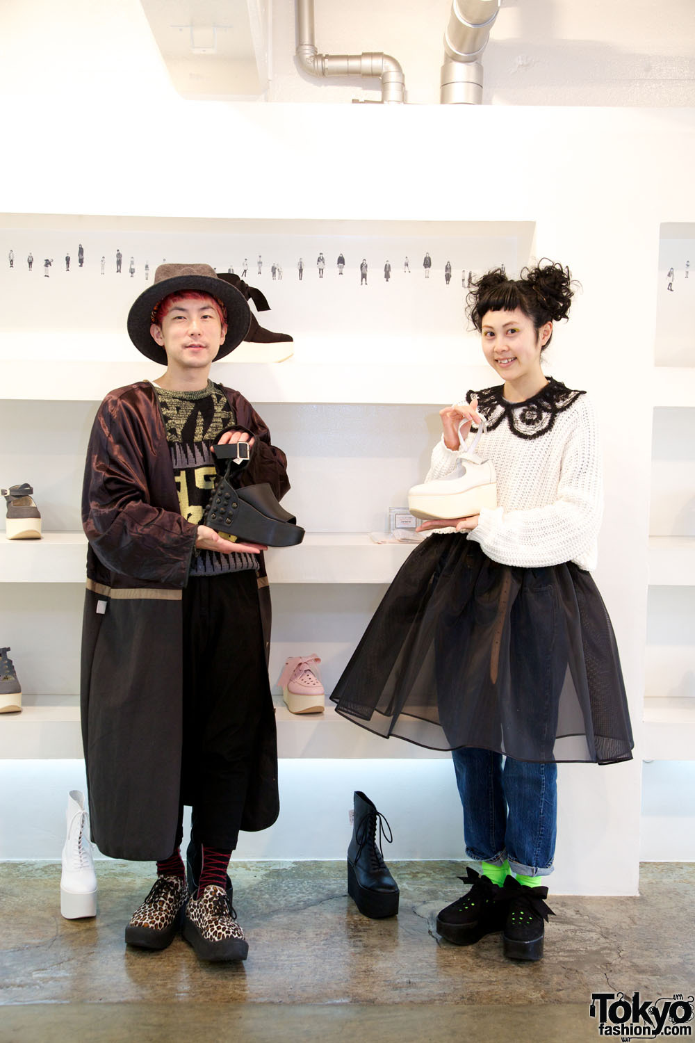 New Tokyo Bopper Harajuku shop profile with lots of cool pictures from Cat Street. Also, Bopper have a new English-language international web shop!