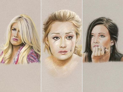 "The ""The Hills"" As Art - The Frisky"