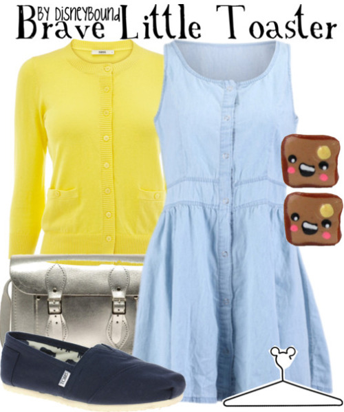 disneybound:  Buy it here!  This movie was such a huge part of my childhood! (Am I showing my age?!) I think I've seen it as many times as years I am old. Possibly more. LOVE this outfit. I am so going to attempt to recreate it!