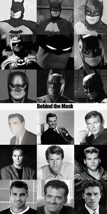 retrogasm:  Who the Fuck let George Clooney play Batman?