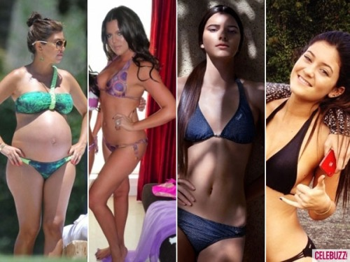PHOTOS: Kardashian, Jenner Girls' best bikini looks