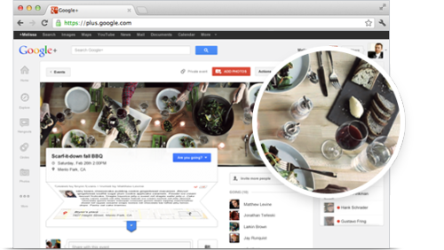 laughingsquid:  Google  Events, A New Online Event Tool