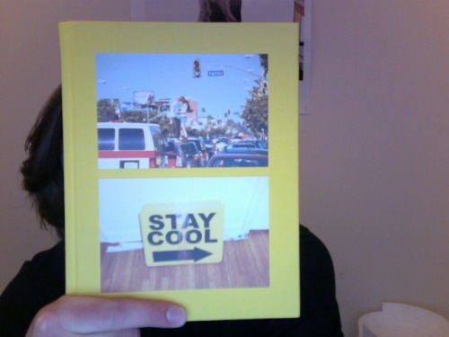 Recently Received: Stay Cool by RJ Shaughnessy