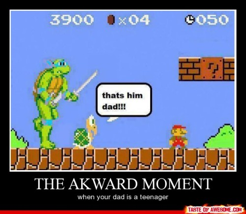 The Akward Moment http://bit.ly/LtGiCi