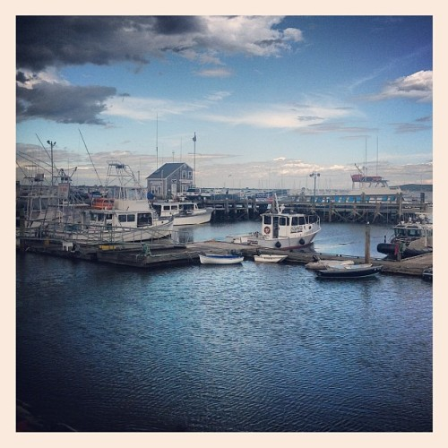 Plymouth harbor (Taken with Instagram)