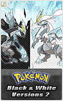 Pokemon Black and White 2 is the No. 1 Game in Japan Right Now