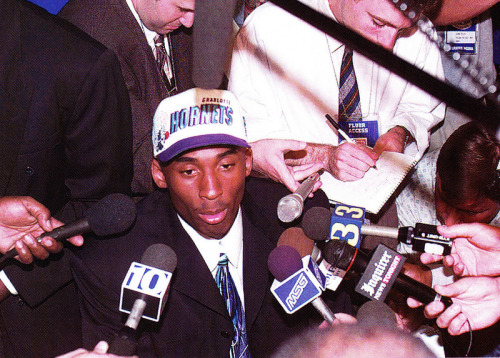 Kobe On Draft Day | #Socialflyte