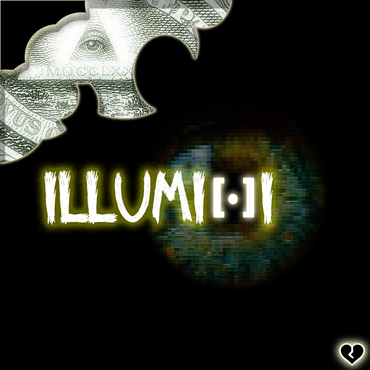 "Alternate ""illumi[ . ]i"" Cover. #rare"