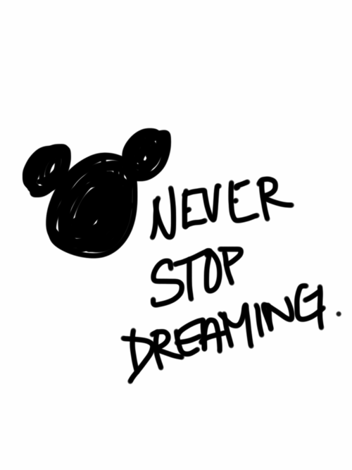quote disney text quotes words mickey mouse disneyland ...