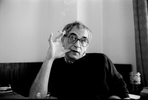 oldfilmsflicker:  Happy Birthday Krzysztof Kieślowski (27 June 1941 – 13 March 1996)