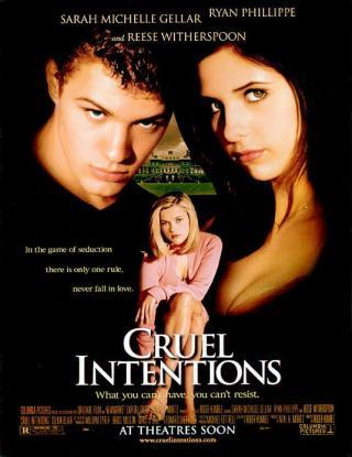 "I reviewed Cruel Intentions                                        ""i love the soundtrack for this movie counting crows the verve not to mention that the songs go with the scenes ""                Cruel Intentions on GetGlue.com"