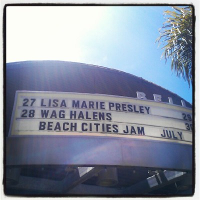 Lisa Marie ownin' So Cali tonight! #lisamariepresley  #lisamarie  #lmp #elvisbabygirl #elvis  (Taken with Instagram)