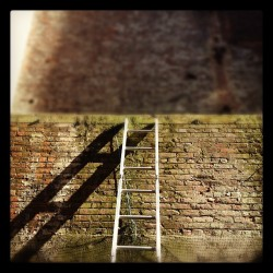#brooklyn #industrial #factory #ladder (Taken with Instagram)