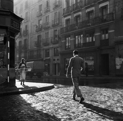 greeneyes55:  Madrid 1950s Photo: Cas Oorthuys