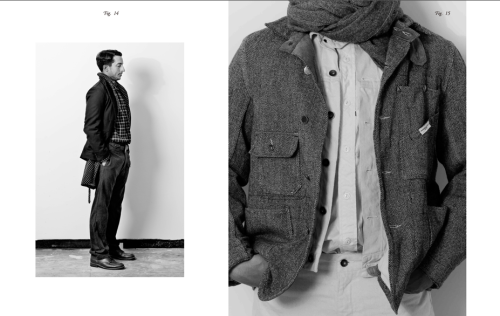 (via Engineered Garments Fall / Winter 2012 Lookbook | Anchor Division)
