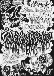 So Stoked for this show.  Weekend Nachos at The croft, Bristol
